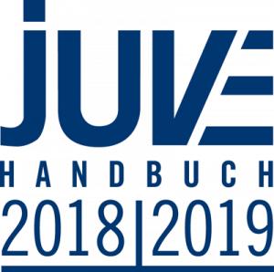 Empfehlung von Ogletree Deakins im JUVE Handbuch 2018/2019